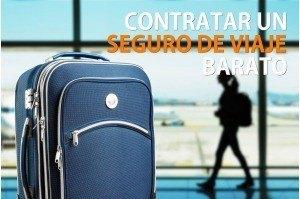 Contratar Seguro de Viaje barato