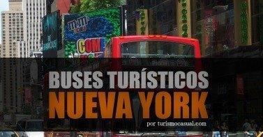 Buses turísticos