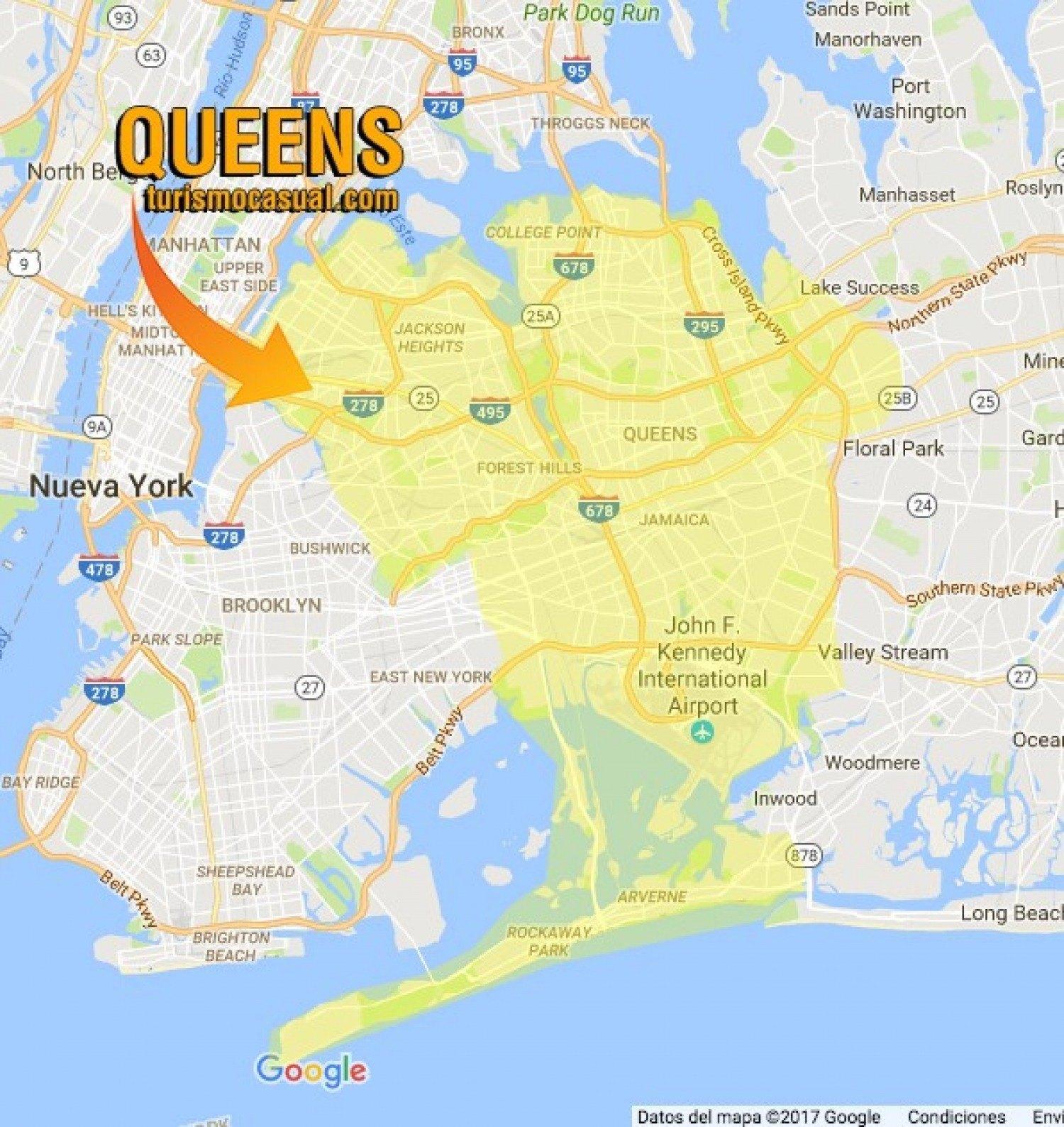 Los Mejores Y Peores Barrios De Nueva York Donde Dormir