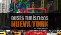 Buses turísticos (Hop On, Hop Off) en Nueva York ¿valen la pena?