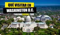Qué visitar en Washington DC