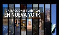 10 atracciones turísticas alternativas para visitar en Nueva York