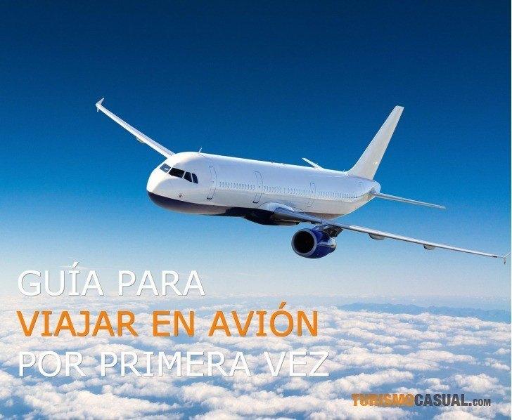 Imágenes Personas Viajando En Avion: Viajar En Avión Por Primera Vez: Paso A Paso